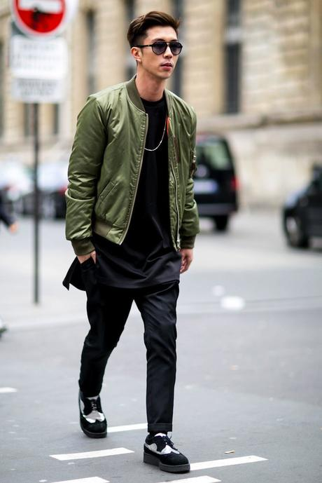 Early Fall 2015 Fashion Trends for Men