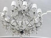 Accessorizing with Chandeliers!