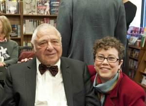 Politics & Prose book launch for Being Both, 2013