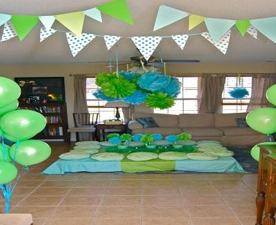 Party Decorations At Home simple birthday party decorations at home decoration ideas at home Amazing Home Birthday Party Decorations3