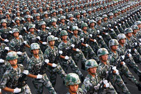 CHina's Military Beijing