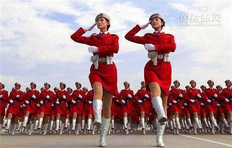 Women in China's Military