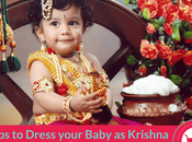 Tips Dress Your Baby Krishna