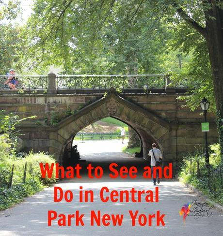 What to See in Central Park New York