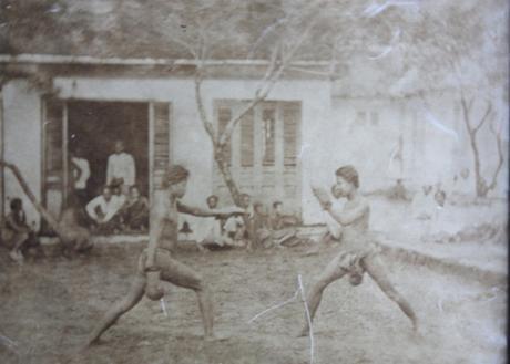 Muay thai research paper