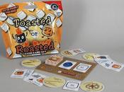 """Family Friends Together with Game """"Toasted Roasted""""!"""