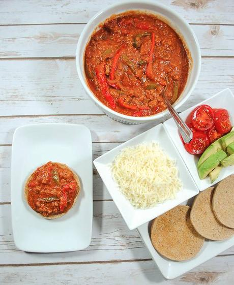 Slow Cooker Slender Buffalo Turkey Sloppy Joes