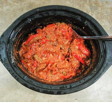 Slow Cooker Slender Buffalo Turkey Sloppy Joes