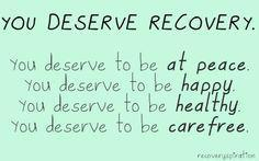 defining recovery from an eating disorder