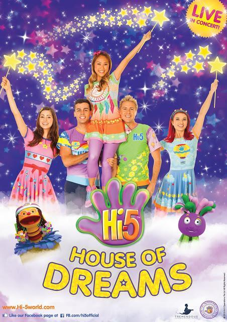 All set for Hi-5 House of Dreams! {Farewell Interview with Stevie Nicholson}