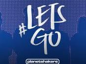 Planetshakers' Album, #LETSGO Releases September 2015!
