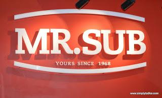 Review For Mr. Sub @ SDA Market, Delhi