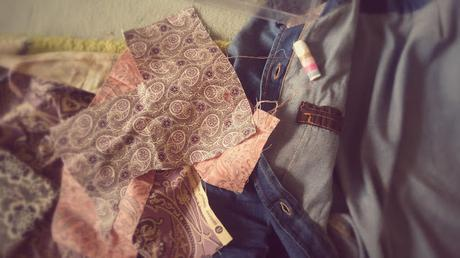 Customise Your Denim Shirt | Western Meets 1970's | Next Blogger Network Competition