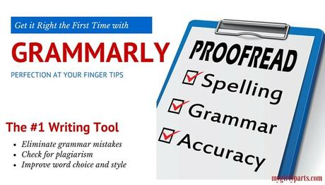 Get It Right the First Time with Grammarly