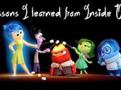 Lessons Learned from 'Inside Out' Movie (2015)