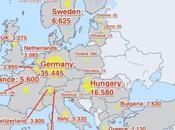 "Hungary Builds 100-mi Razor-wire Border Keep ""migrants"""