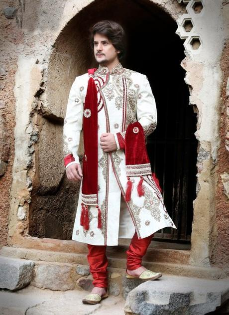 Mens Wedding Wear Indo Western Wear