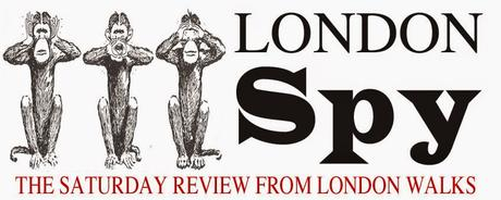 #London Spy 12:09:15 Our Weekly London Review