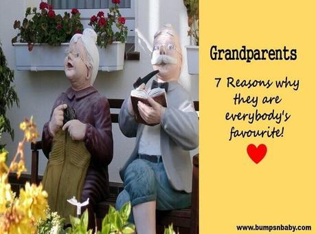 Why Grandparents Deserve the Title Heroes?