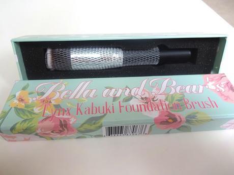 Bella & Bear brushes review