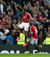 Manchester United Defeat Liverpool with Martial Magic
