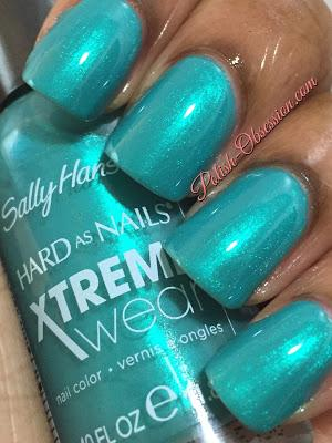 NEW! Sally Hansen Hard As Nails Xtreme Wear Collection