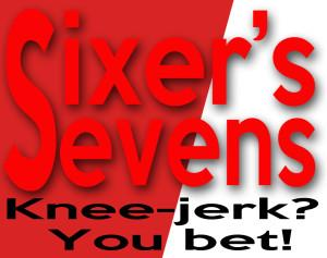 Jake: catch Sixer's instant seven-word verdicts throughout the season