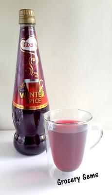 Review: Limited Edition Ribena Winter Spice