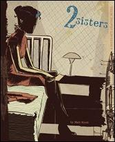 2 Sisters: A Super-Spy Graphic Novel HC Cover