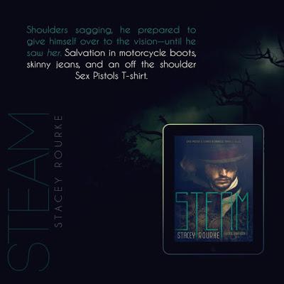Steam by Stacey Rourke @Rourkewrites @agarcia6510