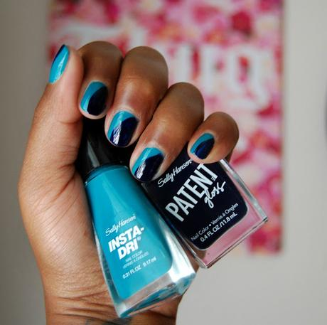 Mani Time Easy Nail Art No Tools Required Paperblog