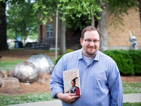 Delta State University history professor Ethan A. Schmidt