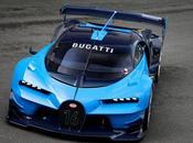 Bugatti Vision Gran Turismo Concept 250MPH