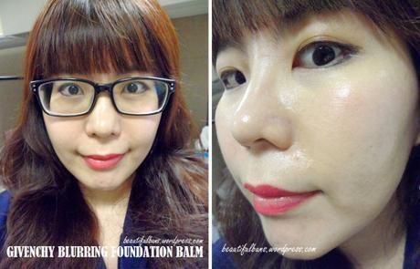 Givenchy Blurring Foundation Balm (7)