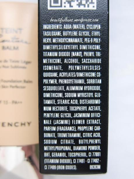 Givenchy Blurring Foundation Balm (2)