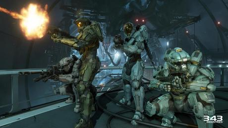 Halo 5 will scale resolution down from 1080p to maintain a consistent 60fps
