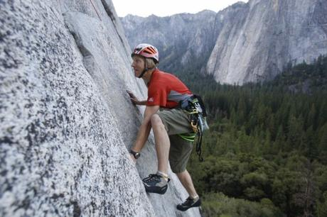 Hans Florine Completes 100th Climb of the Nose in Yosemite