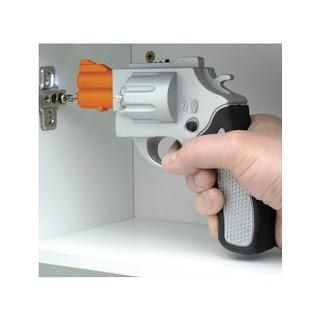 GOOD IDEA... or WASTE OF MONEY? Revolver Shaped Screwdriver