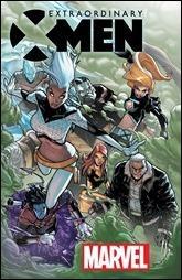 Extraordinary X-Men #1 Cover