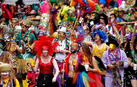 Cadiz's carnival