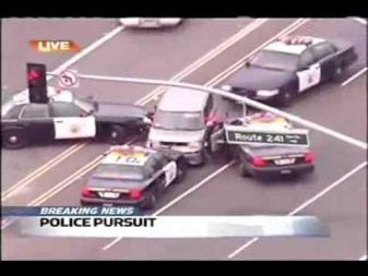 car chase pinless