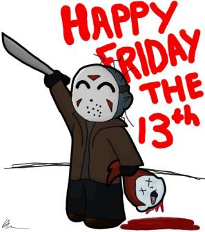 happy friday the 113th