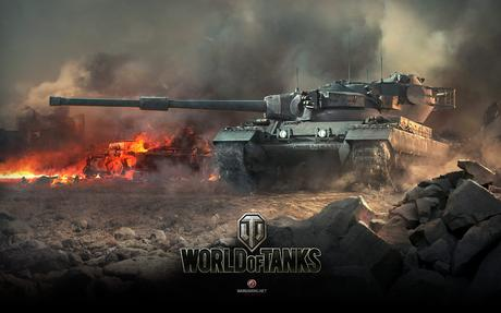 World of Tanks is coming soon to PS4, and it doesn't require PlayStation Plus