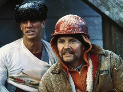"""183. Russian director Andrei  Mikhalkov-Konchalovsky's  US film """"Runaway Train"""" (1985): An unusual Hollywood film that intensely deals with philosophy and the choices one makes in life"""