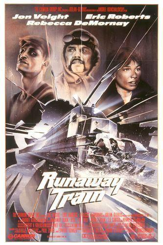 "183. Russian director Andrei  Mikhalkov-Konchalovsky's  US film ""Runaway Train"" (1985): An unusual Hollywood film that intensely deals with philosophy and the choices one makes in life"