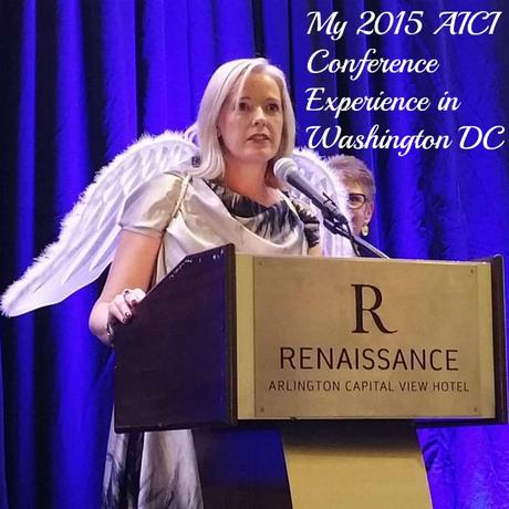 My AICI Conference in Washington DC