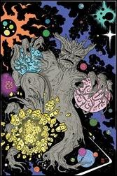 Guardians Of The Galaxy #1 Cover - Allred Kirby Monster Variant