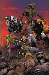 Guardians Of The Galaxy #1 Cover - Schiti Variant