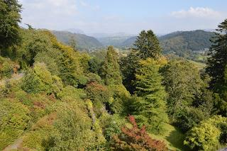 An afternoon at Plas Tan Y Bwylch