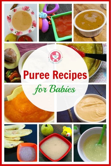 52 First Food Recipes For Babies